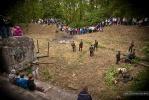 Żywa lekcja historii - Fort 48a Mistrzejowice w Krakowie 2012
