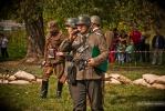 Żywa lekcja historii - Autor zdjęć: Joanna Szubra